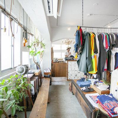 伝説の古着屋の系譜。モノではなく、カルチャーを売る店「STRANGER」_image