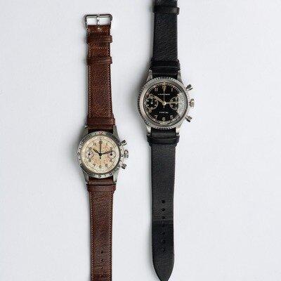 複雑系文字盤に魅せられて:ヴィンテージウォッチ専門店スタッフの私物時計 _image