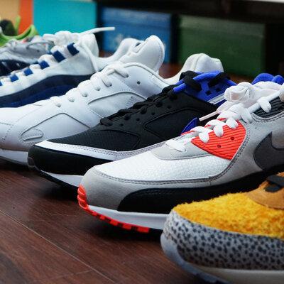 【図鑑】Nike Air Max の歴代モデル_image