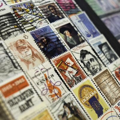 切手愛好家・岡田 博義さんの切手とともに甦る懐かしい風景とは。_image