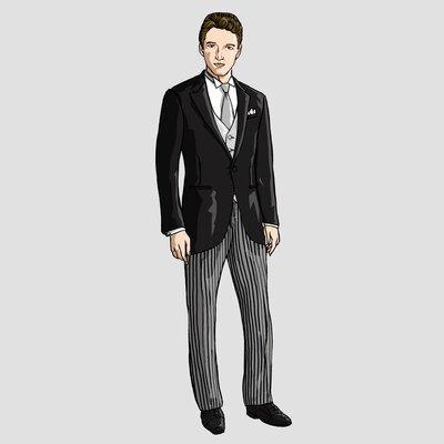 儀式の準礼装・ディレクターズスーツの装いを理解する_image