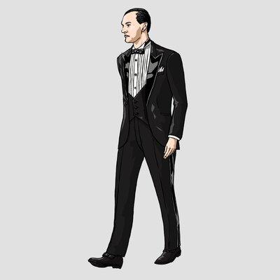 宴の準礼装・ディナージャケットの装いを理解する_image