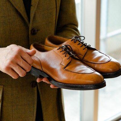 革靴ブランド大全