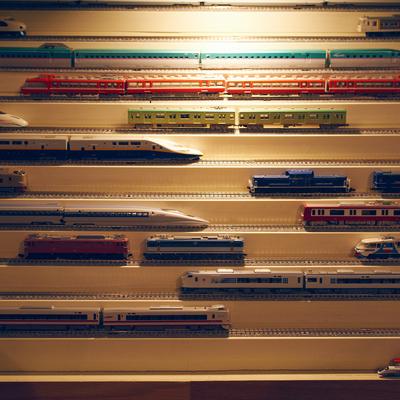鉄道模型の新しい楽しみ方