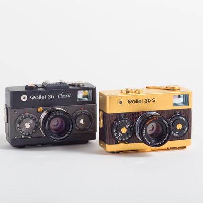 機械式カメラ。名機は色褪せない