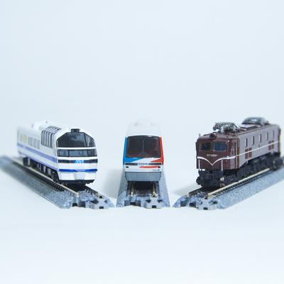 乗り込め!鉄道模型ワールド