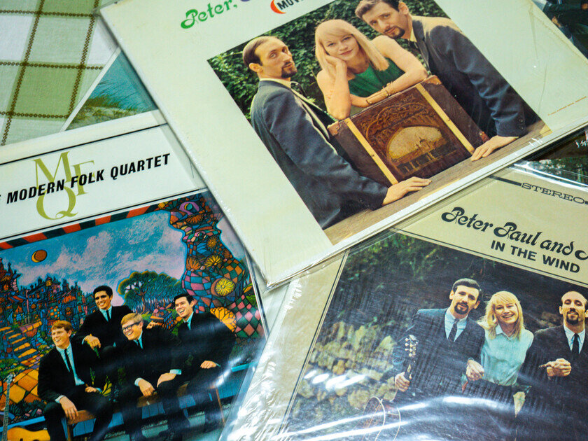 レコードは、人生のBGM。6,000枚以上のアナログレコードを収集した栗原氏の、音楽とレコードに包まれて過ごした半生について。_image