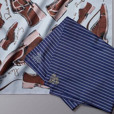 酷暑のビジネスパーソンに「快適」をお届け!ハンカチ専門店〈H TOKYO〉と〈REGAL〉のコラボハンカチを400枚限定で発売!_image