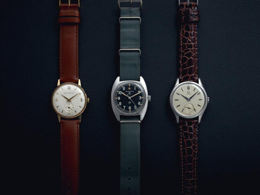 アンティーク時計をもっと日常に。飾らない実力店ホロル・インターナショナル(Horol International)_image