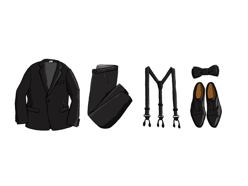 ゼロベースから整理する礼装。「なぜ礼装を着用するのか」そもそもを考える_image