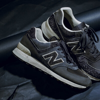 """New Balance × INVINCIBLE""""THE OLD IS NEW""""限定コラボレーションモデルが登場_image"""