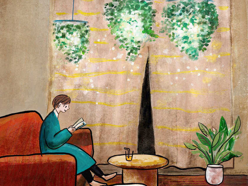 照明デザイナー遠藤道明さん「太古から存在するオレンジ色の光が人を癒すんです」 連載:あかりと暮らす#01_image
