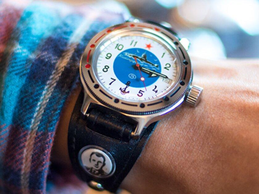 ロシアの香りが漂う腕時計。エンドケイプさんが語る「ボストーク」の浪漫_image