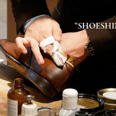 靴磨きのプロ Y's Shoeshine 杉村 祐太氏によるシューシャインワークショップを丸の内店にて開催_image