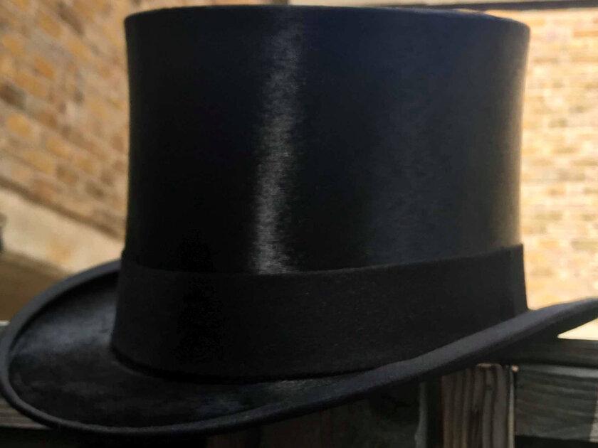 紳士の装いを支えてきたハットの王様。シルクトップハットの歴史と美しさ_image