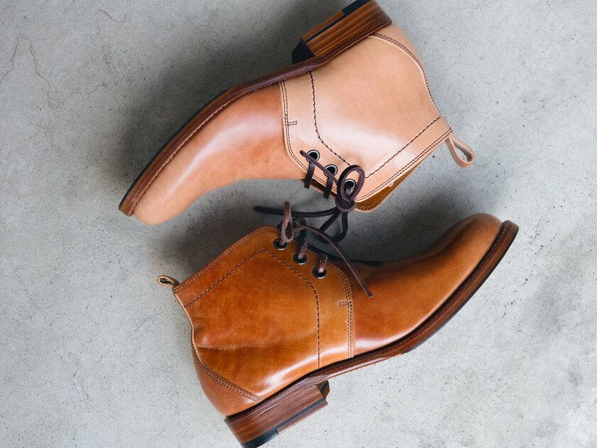 「革」の特徴を知ることが、「靴」の特徴を知ることにも繋がる_image