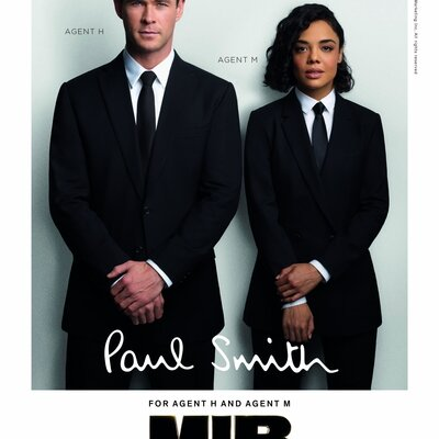ポール・スミスから映画「メン・イン・ブラック:インターナショナル」カプセルコレクションが登場_image
