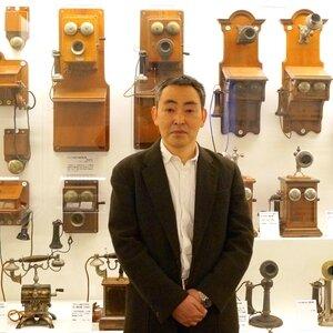てれふぉん博物館 稲谷さん_image