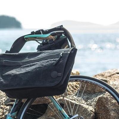 サイクリングを快適に。倉敷の帆布屋が作る、FIDLOCK着脱メッセンジャーバッグ_image
