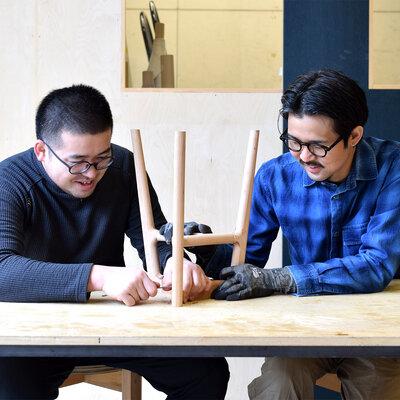 家具職人と無垢材のスツールをつくろう!京都の家具店「enstol(エンストル)」のワークショップ_image