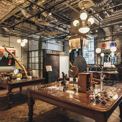 新風館に「グローブスペックス京都店」がオープン!アイウェア界の重鎮GERNOT LINDNERの記念モデルも限定発売_image