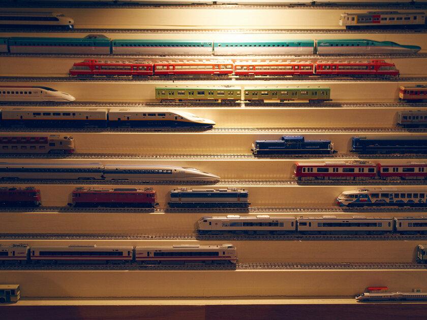 初心者から鉄道模型通まで。鉄道模型を購入できるお店_image