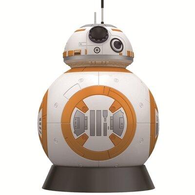 東京の夜空に「スター・ウォーズ」の「X-WING」が出現!「BB-8」と「R2-D2」の家庭用プラネタリウムが登場!_image