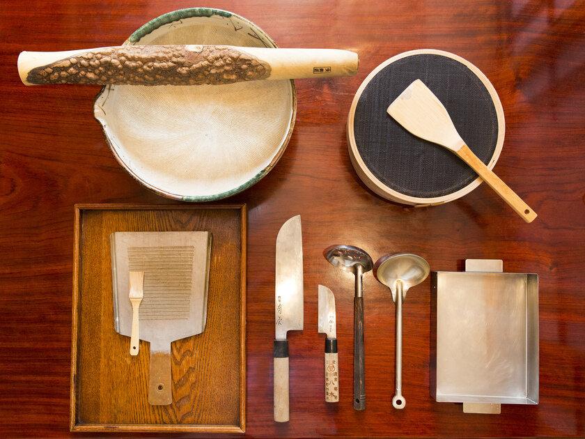 精進料理人・棚橋俊夫さんが語る「食材の命と向き合う」ための調理道具とは_image