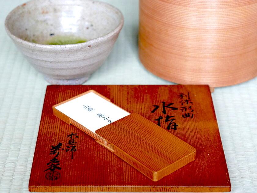京都で数百年培われてきた木具師の技を、手で味わう   「くらふとばんしょう」名刺入れ_image