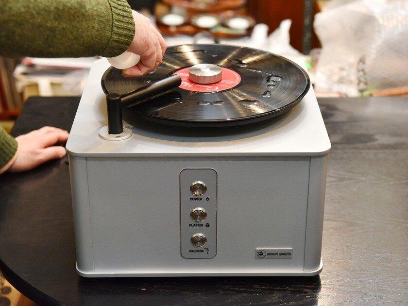 マエストロ・ガレージでアナログレコードのクリーニング方法を学ぶ_image