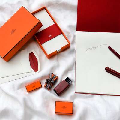 知る人ぞ知るエルメス文具の魅力|堤 信子さんが語る、受け継がれていくStationery_image