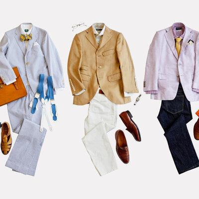 春夏のスーツやジャケットの楽しみ方。クラシッククロージングを語る【鼎談 前編】_image