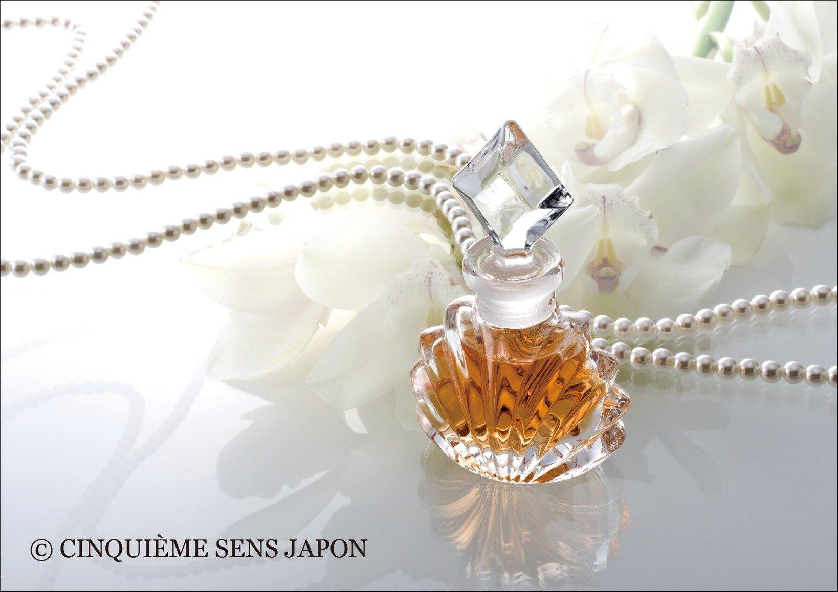 当ページは、「レッスンC 香水の世界に触れる」の応募ページです。