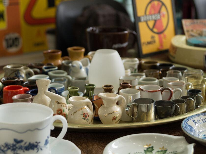 毎週開催!︎ 生活に溶け込むおしゃれな青山Weekly Antique Marketに行ってきました。_image