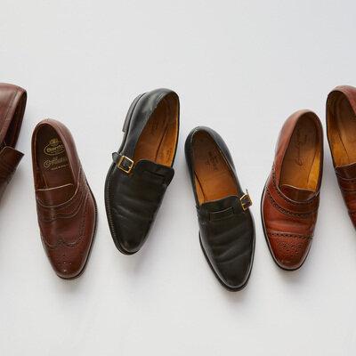 春夏の革靴、再び惹かれはじめたのはスリッポン_image