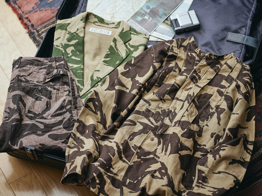 ハバーサックで知る、服がもつヒストリーをオマージュしながら着る楽しみ_image
