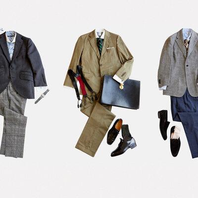 原点のファッションがあるから、素材や違いをより楽しめる。クラシッククロージングを語る【鼎談 番外編】_image