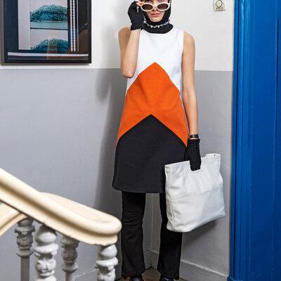 アニエスベーの2021年秋冬は、デザイナーが愛する「シネマ」にフォーカスしたコレクション_image