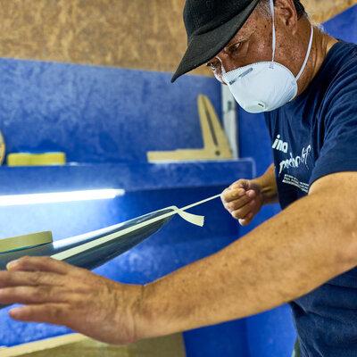 樹脂ピンライン職人・和田浩一さんの唯一無二な技を追う!ー【orca】制作レポートNO.2ー_image